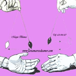 El pendulo radiestesia como método de adivinacion
